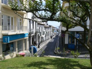 The Azores: a narrow one-way street
